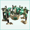 Flat Polishing Planetary Deburring Machines